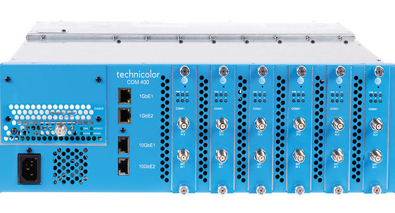 COM3000 – State of the Art Hi-Tech Business Video Headend for Hotels offered By Sun Comm Technologies