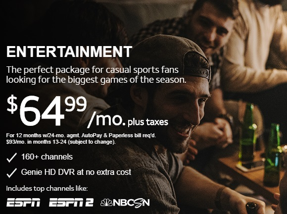 DIRECTV TV PACKAGES Entertainment  Offered by Sun Comm Technologies Inc 505-424-7223