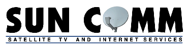Sun Comm Technologies provides satellite tv programming services for State Government