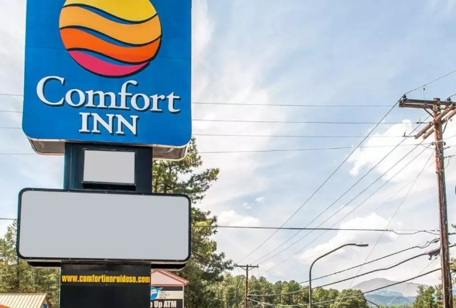 Comfort Inn Midtown, in Ruidoso, NM, Raises Its Game to the Next Level for Its Guests with An Upgraded Satellite TV for Motel System by Sun Comm Technologies