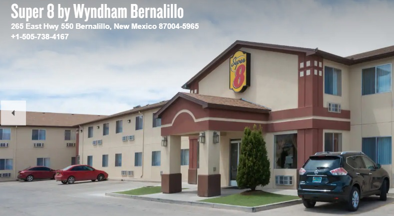 Sun Comm Technologies Installs Satellite TV for Hotel System in Super 8 By Wyndham Bernalillo 265 East Highway 550 Bernalillo NM 87004